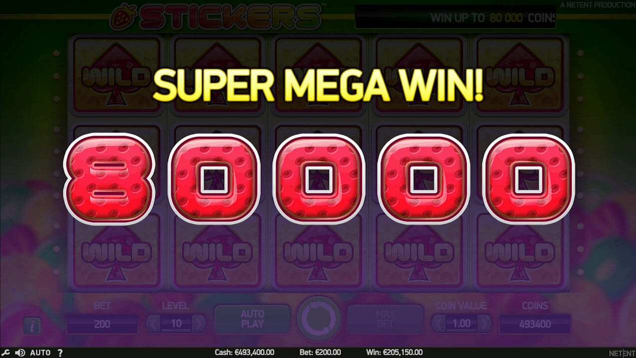 super mega win bonus for casinos